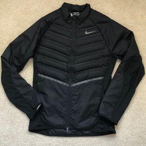 Nike running Aeroloft Men's small jacket